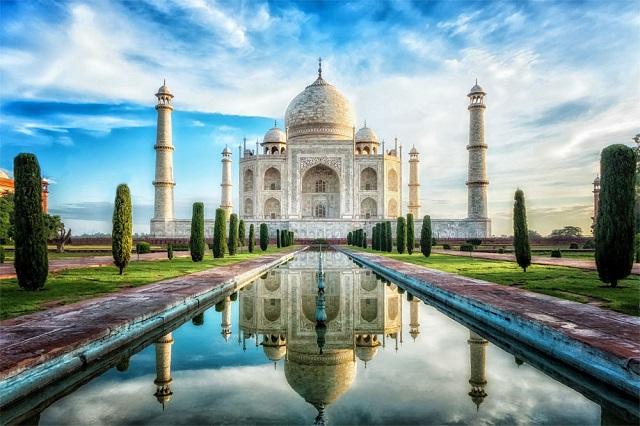 Khám phá đất nước Ấn Độ qua những ngôi đền
