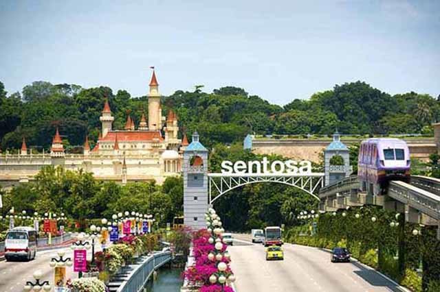 Những điểm du lịch ấn tượng ở Singapore